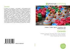Bookcover of Ceramic