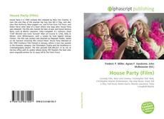 Borítókép a  House Party (Film) - hoz