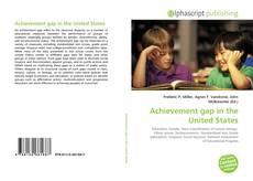 Couverture de Achievement gap in the United States