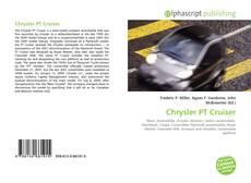 Chrysler PT Cruiser kitap kapağı