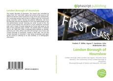 Bookcover of London Borough of Hounslow