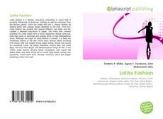 Portada del libro de Lolita Fashion