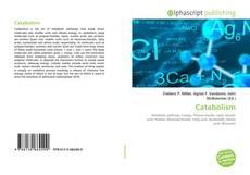 Bookcover of Catabolism