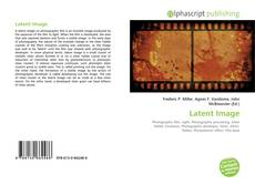 Bookcover of Latent Image