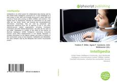 Borítókép a  Intellipedia - hoz