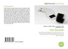 Обложка Film Recorder