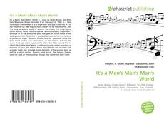 Capa do livro de It's a Man's Man's Man's World
