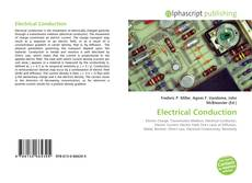 Capa do livro de Electrical Conduction