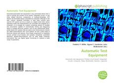 Automatic Test Equipment kitap kapağı
