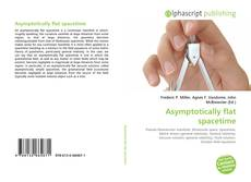 Bookcover of Asymptotically flat spacetime