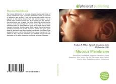 Mucous Membrane kitap kapağı