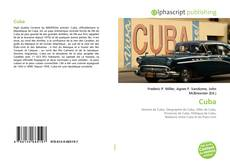 Buchcover von Cuba