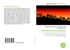 Bookcover of Demonstration (people)