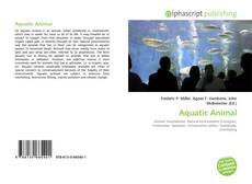 Capa do livro de Aquatic Animal
