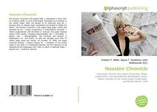 Bookcover of Houston Chronicle