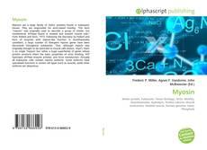 Bookcover of Myosin