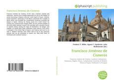 Portada del libro de Francisco Jiménez de Cisneros