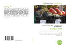 Bookcover of Hunger Plan