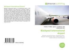 Buchcover von Blackpool International Airport