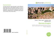 Bookcover of Durrani Empire