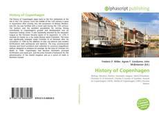Borítókép a  History of Copenhagen - hoz