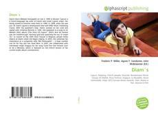 Bookcover of Diam´s