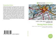 Buchcover von Drang Nach Osten