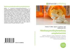 Portada del libro de Methoxymethylenedioxyamphetamine