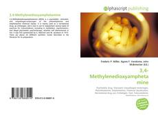 Capa do livro de 3,4-Methylenedioxyamphetamine