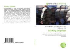 Capa do livro de Military Engineer
