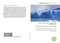 Capa do livro de History of Mar del Plata