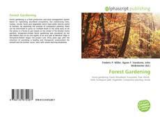 Couverture de Forest Gardening