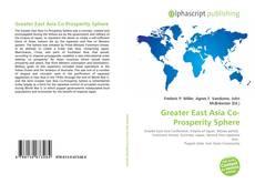 Copertina di Greater East Asia Co-Prosperity Sphere