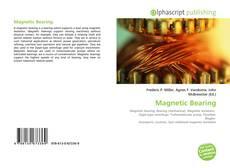 Portada del libro de Magnetic Bearing