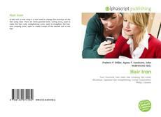 Buchcover von Hair Iron