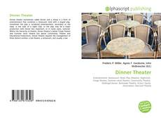 Bookcover of Dinner Theater