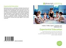 Bookcover of Experiential Education