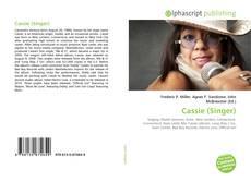 Обложка Cassie (Singer)