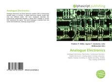 Couverture de Analogue Electronics