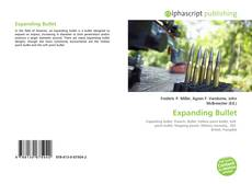 Bookcover of Expanding Bullet
