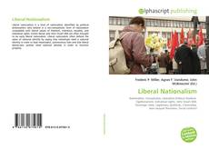 Capa do livro de Liberal Nationalism