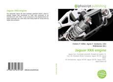Capa do livro de Jaguar XK6 engine