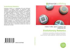 Couverture de Evolutionary Robotics