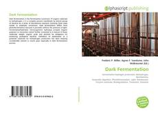 Bookcover of Dark Fermentation