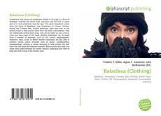 Portada del libro de Balaclava (Clothing)