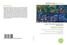Bookcover of Middle Name
