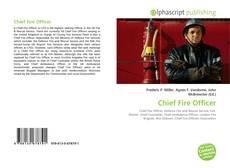 Portada del libro de Chief Fire Officer