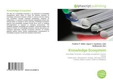 Knowledge Ecosystem kitap kapağı