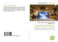 Buchcover von Computer Architecture