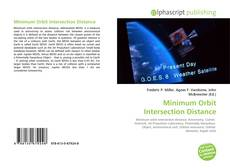 Portada del libro de Minimum Orbit Intersection Distance